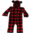 at the buzzer baby snowsuit fleece