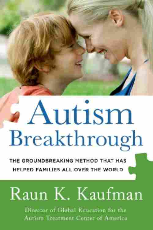 autism breakthrough book cover
