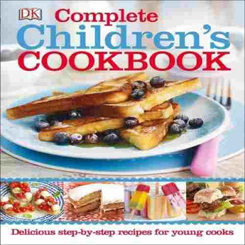 delicious step-by-step cookbook for kids
