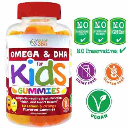 Feel Great 365 Complete DHA Gummies