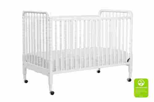 davinci jenny lind 3-in-1 convertible crib white