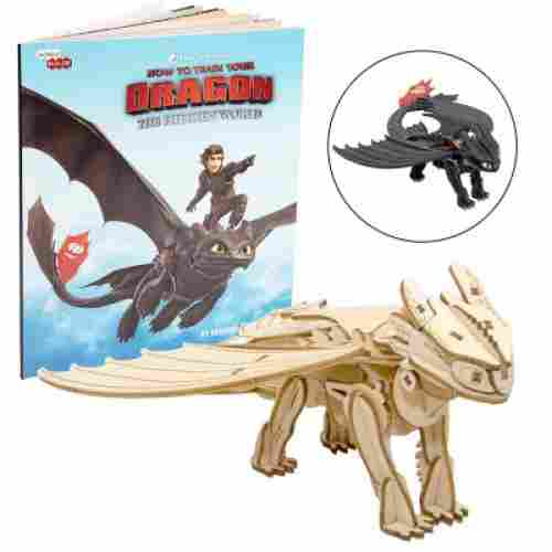 Dreamworks Hidden World how to train your dragon toys