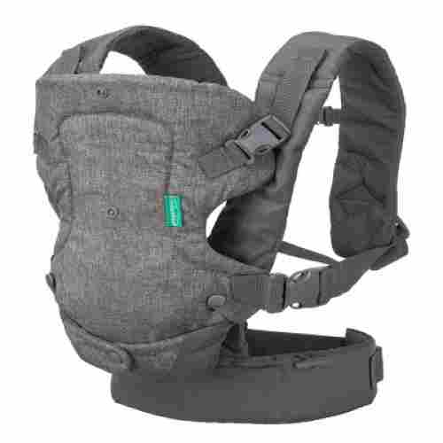 infantino flip 4-in-1 baby carrier convertible