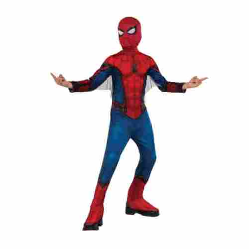 spider-man halloween costume for kids design
