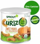 Sprout Curlz organic snacks for kids