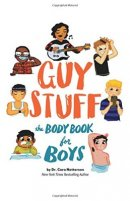 guy stuff puberty book for boys cover