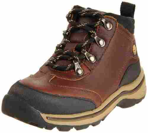 timberland back road kids hiking boots