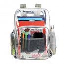 SMARTY Nylon Backpack front view