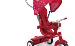 Radio Flyer 4 In 1 Stroll N Trike Review: A Trike that Grows with your Child