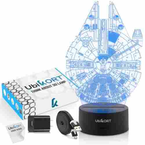 UbiKort Star Wars Lamp