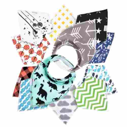 Bandana 12-Pack by Daulia