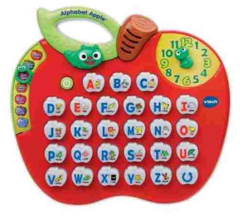 alphabet apple vtech toys that start with a