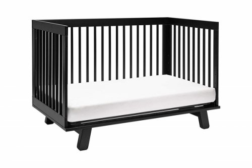 babyletto hudson 3-in-1 convertible crib open