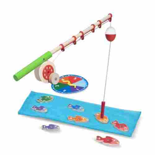 toys that start with f fishing game melissa doug