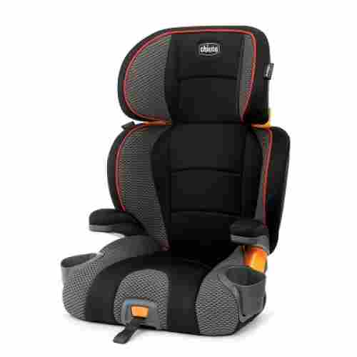 chicco KidFit 2-in-1 high back booster seat ergoboost