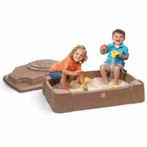 step2 toy play and store sandbox