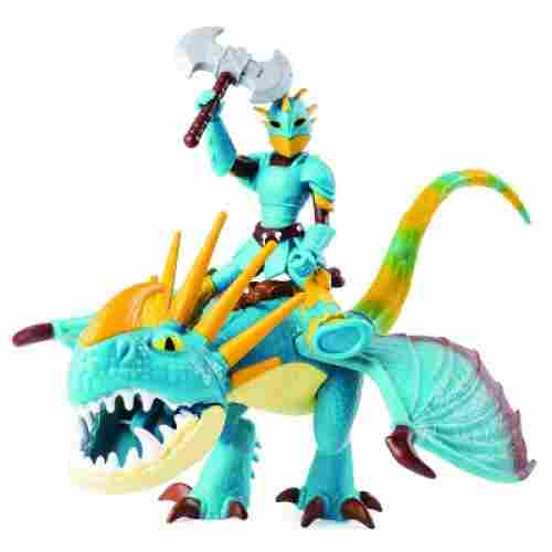 how to train your dragon toys Stormfly & Astrid