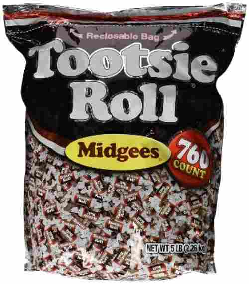 Tootsie Roll Midgees Value Bag