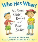 who has what puberty book for boys cover