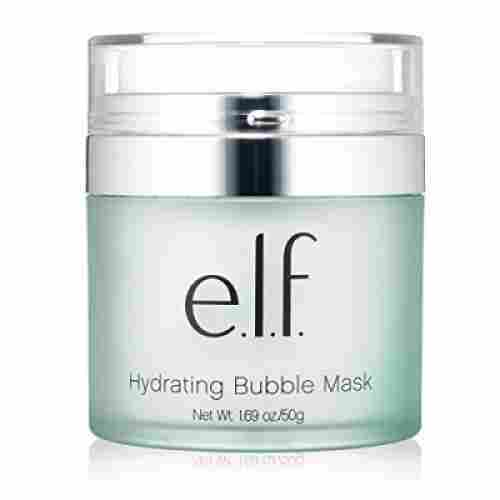 elf hydrating bubble pregnancy skincare mask gel