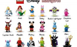 LEGO Disney Minifigures Review: Set of 18 Popular Characters