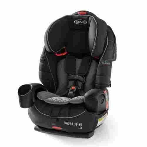 graco nautilus 3-in-1 high back booster seat