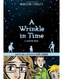 a wrinkle in time graphic novel for kids cover