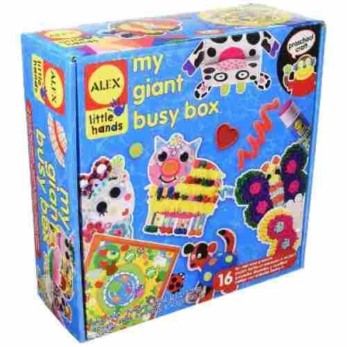 ALEX Discover My Giant Busy Box