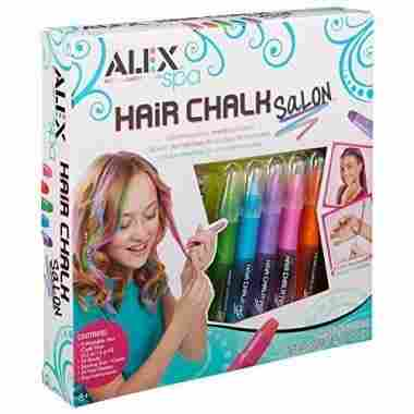 ALEX Spa Hair Chalk Salon by ALEX Toys