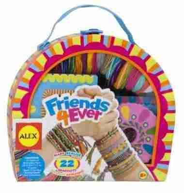 DIY Wear Friends 4 Ever Jewelry by ALEX Toys