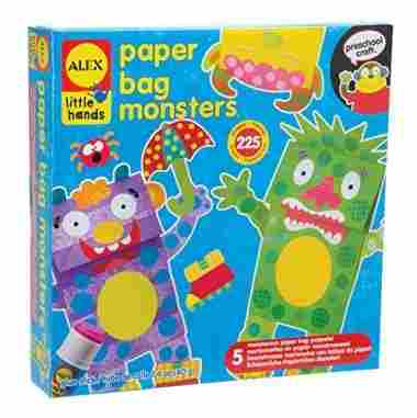 ALEX Toys Little Hands Paper Bag