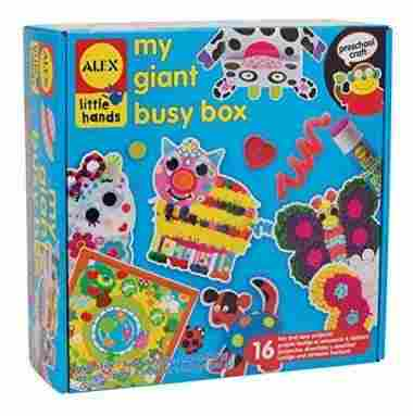 Little Hands My Giant Busy Box