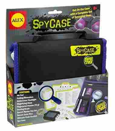Undercover Spy Case Detective Set