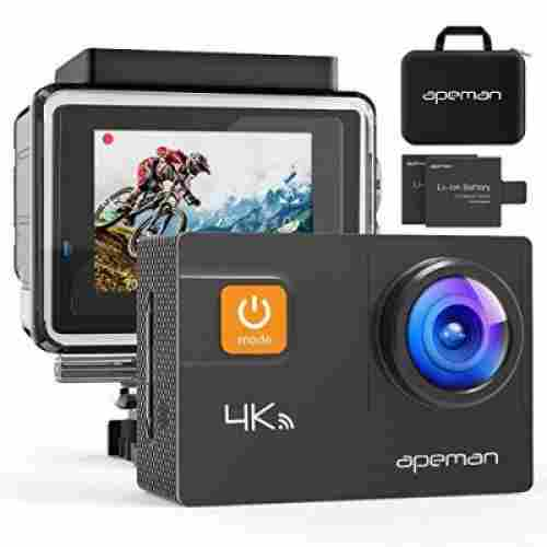 APEMAN Action 4K 20MP WiFi Ultra HD
