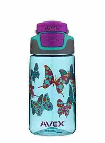Auto Seal Freeride Water Bottle