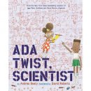 ada twist scientist book for 7 year olds cover