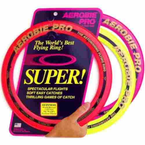 aerobie pro ring flying toy