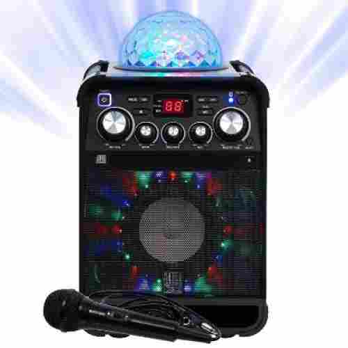 altec lansing party star kids karaoke machine