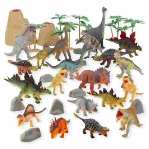 Big Tub of Dinosaurs 40+ Pieces