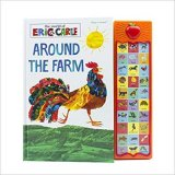 World of Eric Carle, Around the Farm Book