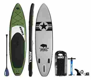 Atoll 11′ Foot Inflatable SUP