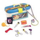 b. toys deluxe 10 pieces kids doctors kit