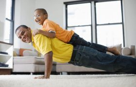 Health and Fitness for Working Parents