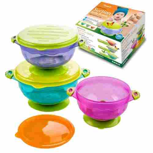BabieB Spill Proof Stackable