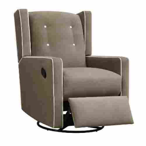 Baby Relax Mikayla Upholstered Microfiber