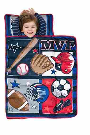 Baby Boom Pillow & Fleece Blanket