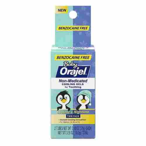 Orajel Non Medicated Formula