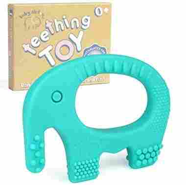 Baby Teething Toys – BPA Free Silicone