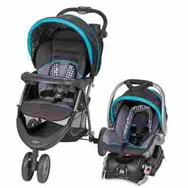 Baby Trend EZ Ride 5 Hounds Tooth