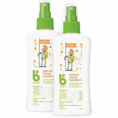 babyganics natural  insect repellent for kids